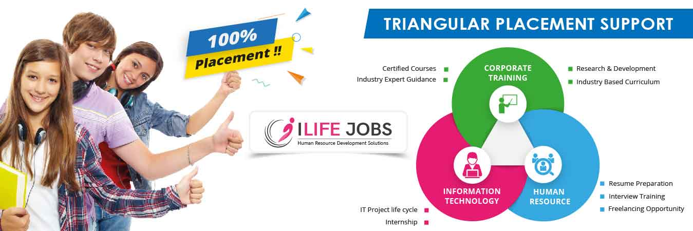 Ilife Academy | Placement Support